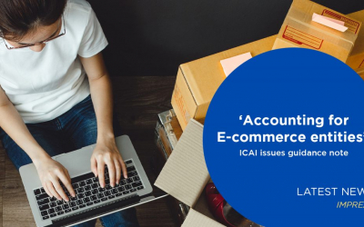 'Accounting for E-Commerce entities': ICAI issues guidance note