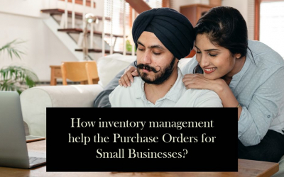 ROLE OF INVENTORY MANAGEMENT IN PURCHASE ORDER