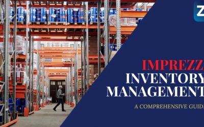 INVENTORY MANAGEMENT: A COMPREHENSIVE GUIDE