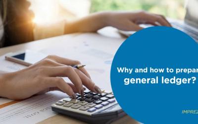 Why and How to Prepare a General Ledger?