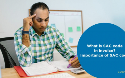 What is SAC Code in Invoice? Importance of SAC Code