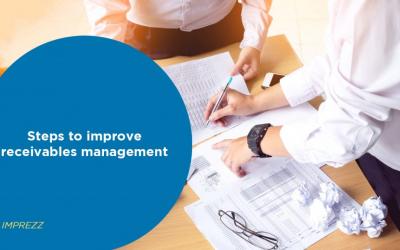 Steps to Improve Receivables Management