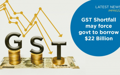 GST shortfall may force government to borrow $22 billion