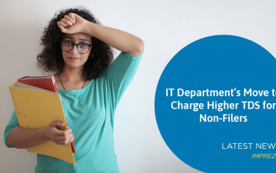 IT Department's Move to Charge Higher TDS for Non-Filers