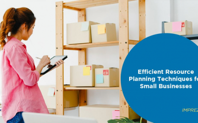 Efficient Resource Planning Techniques for Small Businesses
